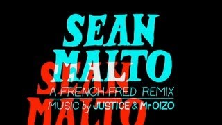 Girl Skateboards x Ed Banger Records brings you Sean Malto, a French Fred Remix