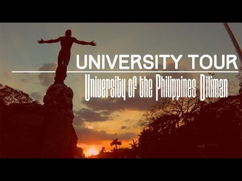 University Tour - University of the Philippines Diliman (2017)