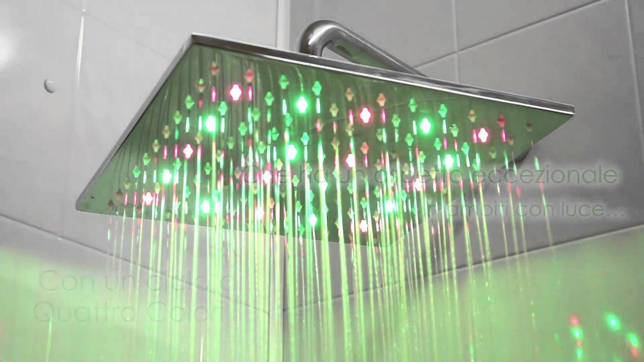 Illuminazione doccia led ~ idee di design nella vostra casa
