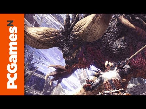 Monster Hunter World: Iceborne release date – all the latest details