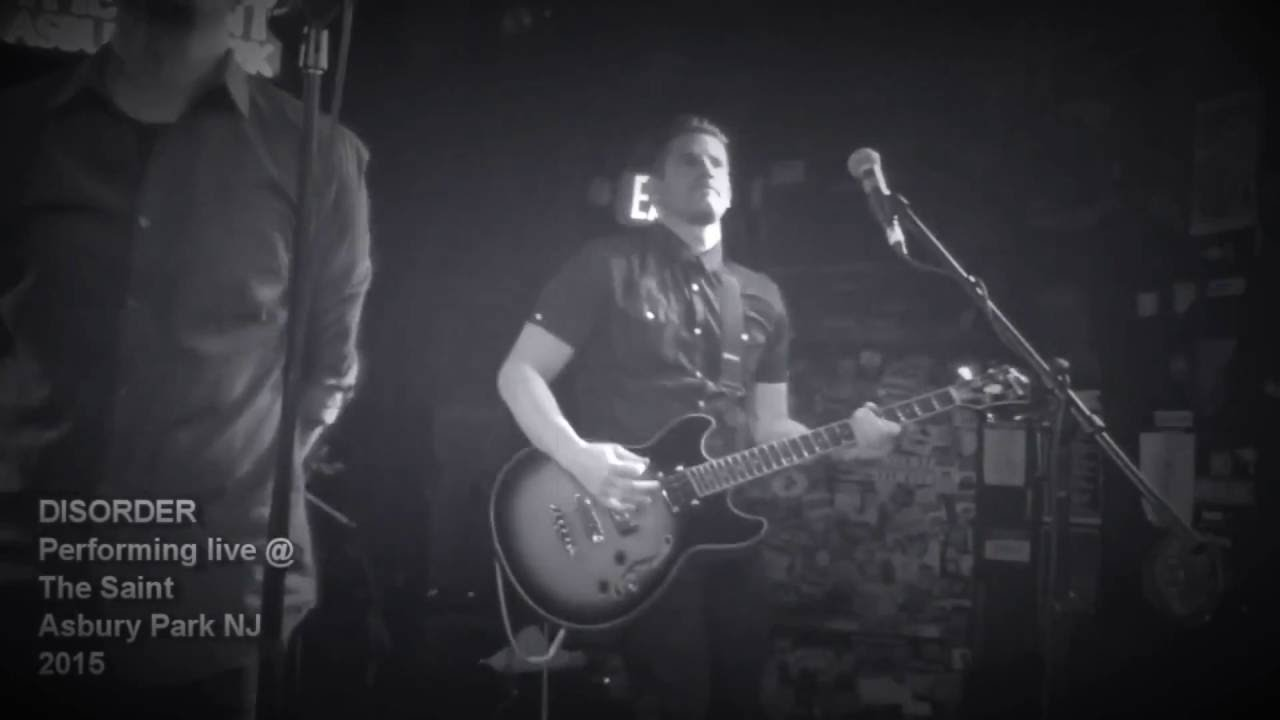Disorder - A Tribute to Joy Division - Video Channel