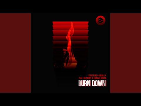 Burn Down (Instrumental Radio Edit) feat. HB Monte & Emmaly Brown