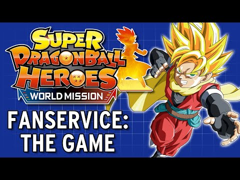 TeamFourStar Plays Super Dragon Ball Heroes: World Mission - TFS Gaming