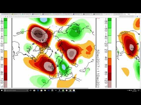 Models In Turmoil Over Next Weeks Weather (28/11/17)