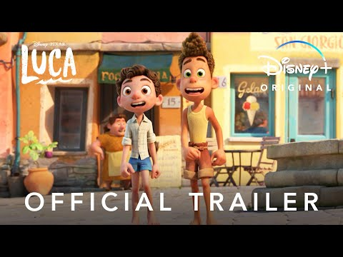 Disney and Pixar's Luca   Official Trailer   Disney+