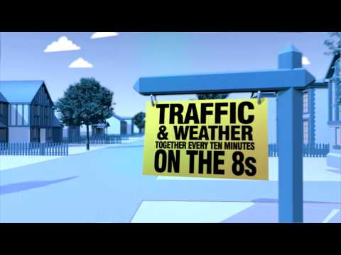 """WTOP Traffic - """"The Path to School"""""""