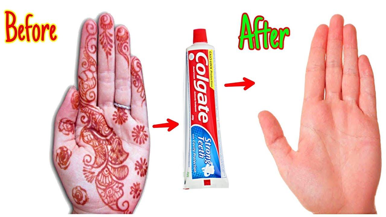 मेहंदी जल्दी छुड़ाने का असरदार घरेलू उपाय | Mehandi Jaldi kaise mitaye | How to remove henna in Hindi