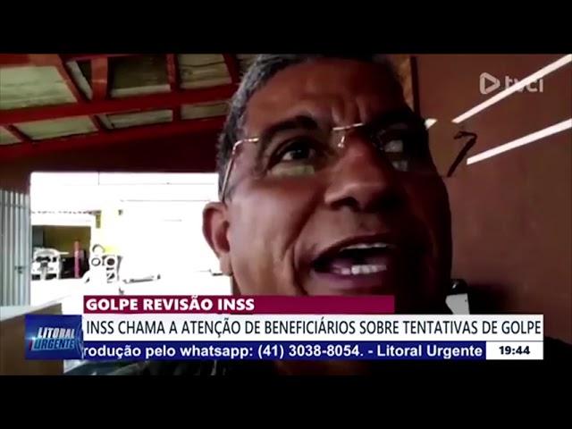 GOLPE REVISÃO INSS