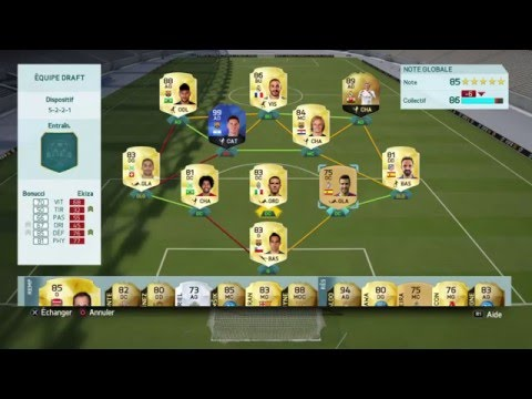 FIFA 16 - FIFA FUT Draft Online - LIVE FUT Draft - FUT ONLINE TOURNAMENT - FIFA Ultimate Team Online