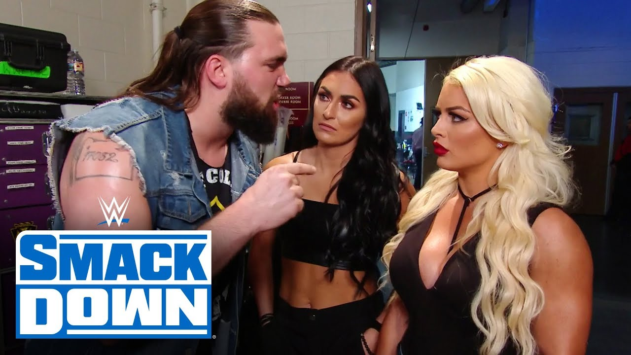 WWE Plans Surprising Mixed Tag Team Match For Wrestlemania 36? 1