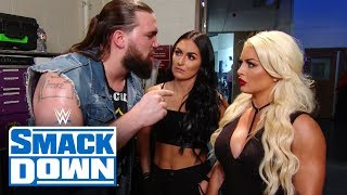 Tucker confronts Mandy Rose after Valentine's Day betrayal: SmackDown, Feb. 21, 2020