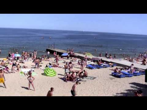 Travel Ukraine 2014 Odessa Beaches - Travel Guide