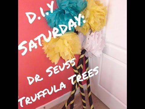 Diy saturday dr seuss truffula tree youtube diy saturday dr seuss truffula tree solutioingenieria Gallery