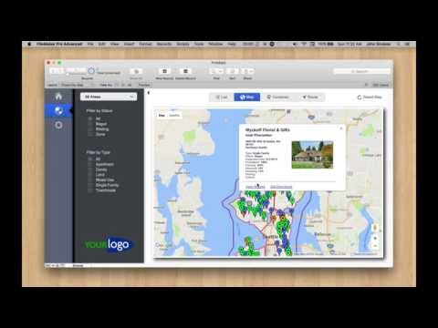 ProMaps Overview: Google Maps for FileMaker