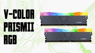 [Cowcot TV] Présentation mémoire DDR4 V-Color Prism II RGB