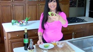 how to make sexy and simple avocado salad tasty bit 38