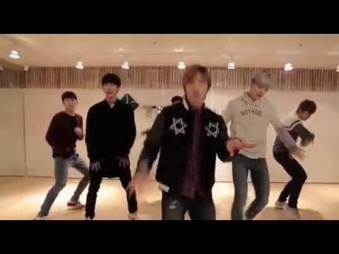 B.A.P 1004 dance performance (short)