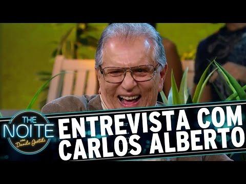 Entrevista com Carlos Alberto de Nóbrega | The Noite (11/05/17)