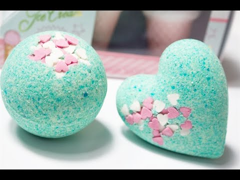 D i y bombe de bain bath bomb youtube for Bain moussant fait maison