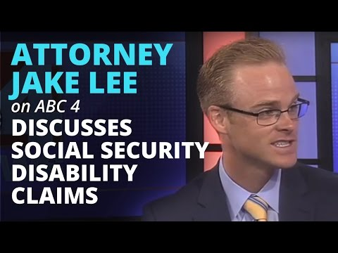 Utah Attorney Jake Lee Discusses Social Security Disability Claims