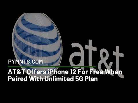 AT&T Offers IPhone 12 For Free When Paired With Unlimited 5G Plan