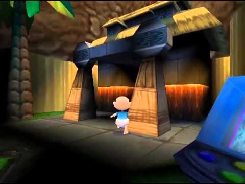 Let's Play Rugrats in Paris: The Movie - 3Dudes1Internet