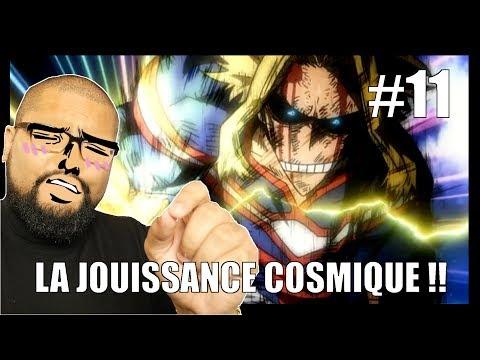La Jouissance Cosmique - My Hero Academia S3E11