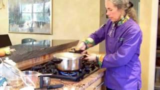 Pressure Cooker Quinoa with The Veggie Queen