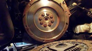 Dépose- Repose  embrayage moteur 2l hdi 90ch ou 110 ch    ici   307