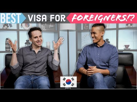 How to Live Permanently in Korea as a Foreigner | F-2 Visa