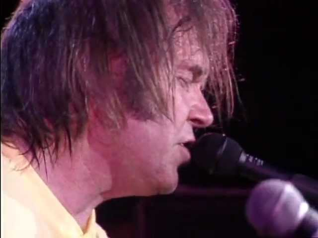 Neil Young And Crazy Horse Change Your Mind Live At Farm Aid 1994 Youtube