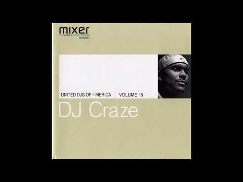 United DJs of America v16 - DJ Craze - Full Album Mp3
