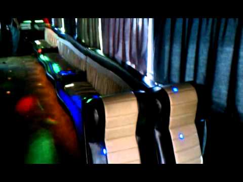 50 Passenger Party Bus RockSTAR Limo
