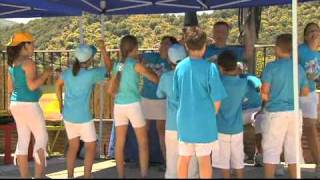 Sony Pictures Releasing International - Smurfs - Spain Event Footage.flv