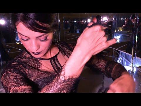 Flamenco Dance Peteneras - Arleen Hurtado - Castanets