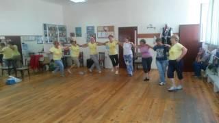 Урок Болгарского хоро