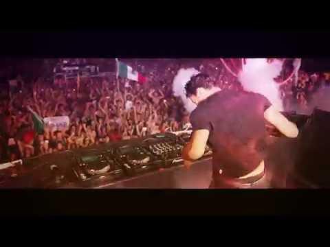 Calvin Harris & R3hab - Burnin' (Official Music Video)