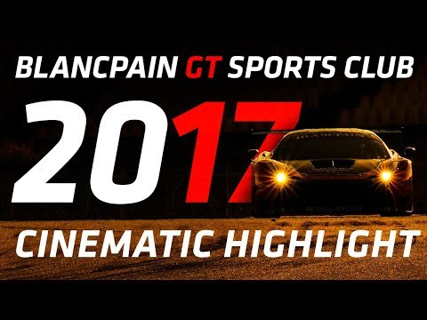 Blancpain GT Sports Club - 2017 - Masterclass review!!!