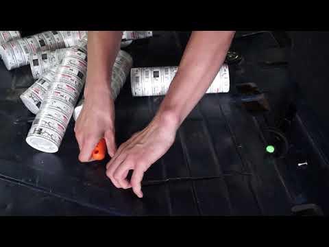 Крупная партия снюса обнаружена в тайнике автомобиля