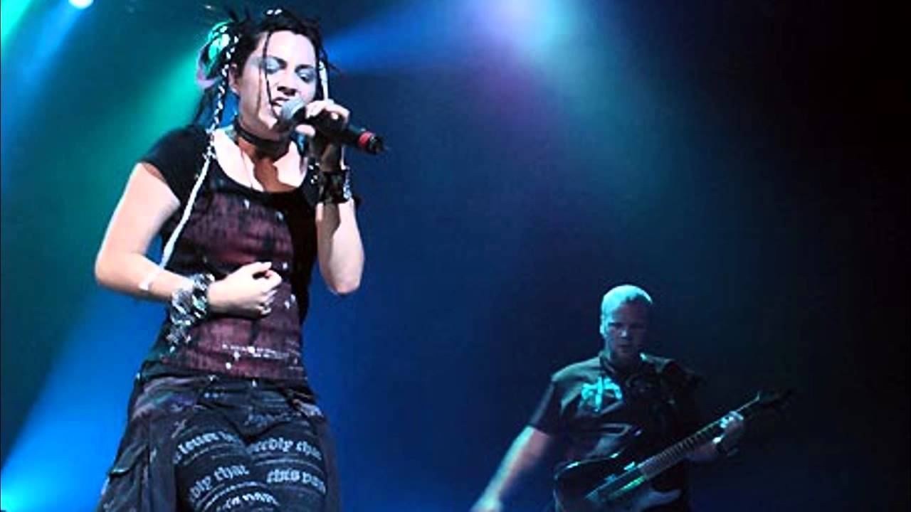 Evanescence - Haunted Live Specials