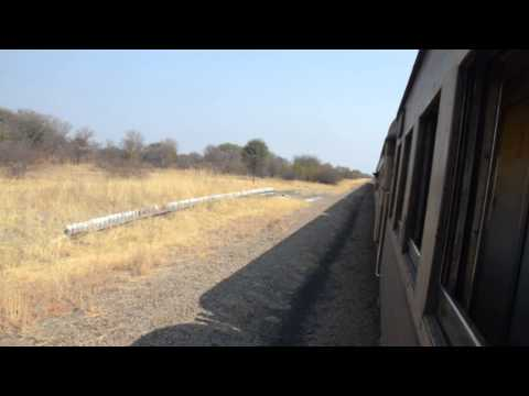 Train Trip ~ From Victoria Falls To Bulawayo ~②