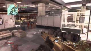 Sweezy uK - MW3 Game Clip