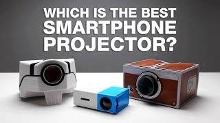 Which is the best Smartphone Projector for under $40? | LOOTd Unboxing