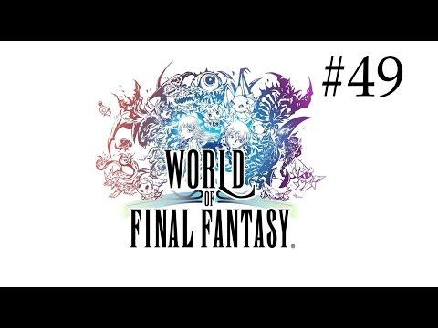 World of Final Fantasy (#49) - O futuro não escrito