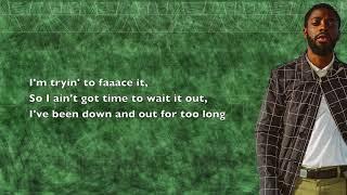 Sonder - Too Fast - Lyrics