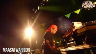 "Dub Camp Festival - Maasai Warrior ▶ Prince Jamo ""Slave Driver"" ⑤"