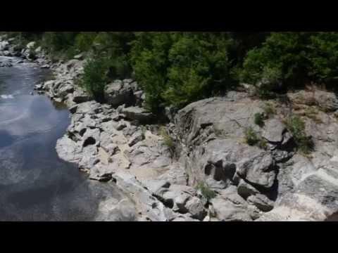 Kierunek Grecja 2015 - Diabelski Most- Bułgaria