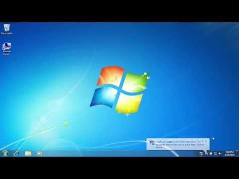 Installing Anti Virus On A Windows 7 Computer