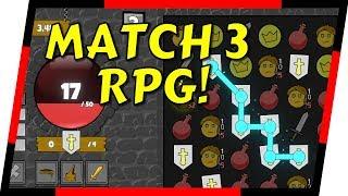 Troll Patrol - BEST RPG MATCH 3 GAME! | MGQ Ep. 137