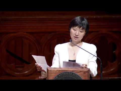 Class I Speaker - Xiaowei Zhuang